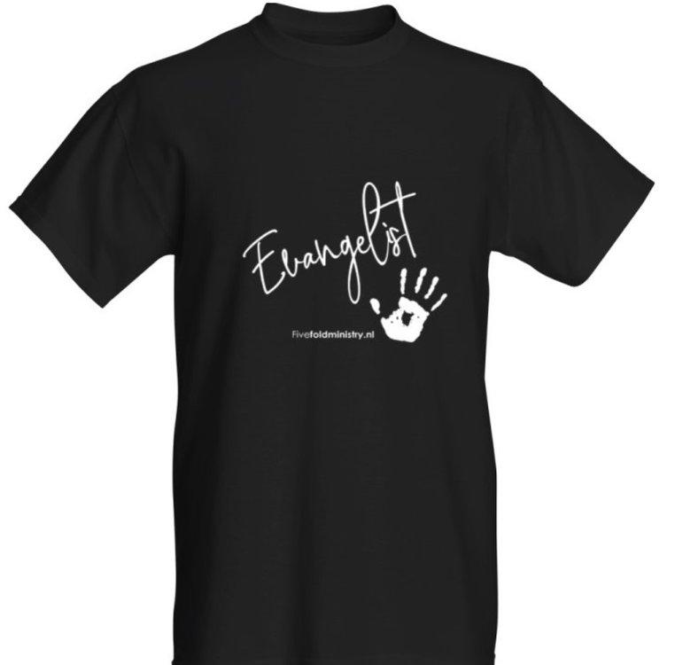 T-shirt 5Fold Evangelist